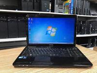 Toshiba satelite L650 Core i5 M430 2.27Ghz 4GB Ram 320GB HDD Web HDMI Laptop