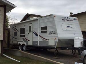 Still lots of camping season left! Price reduced Jayco Trailer!!