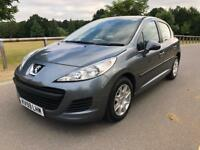 2009 Peugeot 207 1.6 HDI. Turbo diesel. 12 months mot Very economical