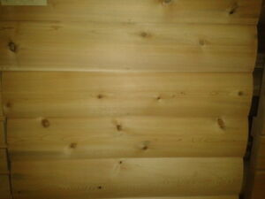 Log Cabin Siding for Sale