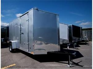 2017 Stealth Trailers Titan SE 6x12 with RAMP