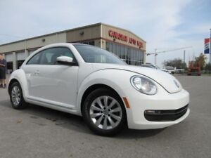 2013 Volkswagen Beetle  HERBIE'S HERE! ROOF, ALLOYS, 76K!
