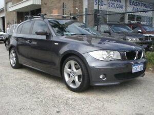 2005 BMW 120i E87 Grey 6 Speed Automatic Hatchback Wangara Wanneroo Area Preview