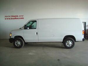 2013 Ford E-250 Commercial Cargo Van