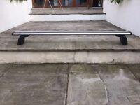 Thule Wing Bars / Roof Racks from VW California Campervan