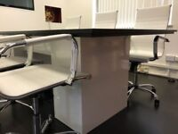 Reduced 10 seater - Large Boardroom Table (the actual table, is bigger than the one in the picture)
