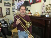 BRASS INSTRUMENT MUSIC LESSONS (SUMMER AND FALL 2016)