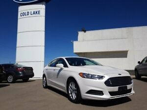 2013 Ford Fusion SE, HEATED FRONT SEATS, BLOCK HEATER, SIRIUS XM