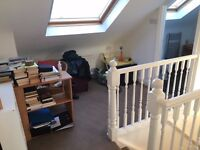 Large Double Attic Room Ensuite in Kings Heath, Birmingham