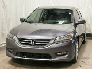2014 Honda Accord Touring Sedan Automatic w/ Navigation, Leather