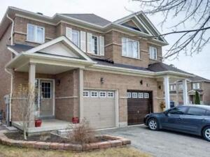 3BR 3WR Semi-Detach... in Brampton near James Potter/ Williams P