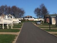 Bring your static caravan to Percy Wood Country Park near Alnwick in Northumberland.