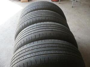 Four 225-55-19 tires  $250.00