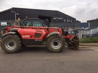 Manitou MT1030S Telehandler 2007 Telescopic Loader