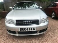 CHEAP AUDI 1.9 TDI LONG MOT LEATHER S LINE Part exchange welcome