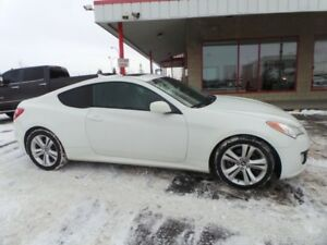 2012 Hyundai Genesis Coupe COUPE Leather,  Heated Seats,  A/C,