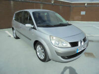 (07) 2007 Renault Grand Scenic 1.5dCi TURBO DIESEL Dynamique 7 SEATS