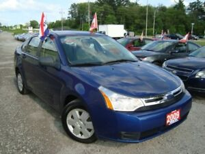 2009 Ford Focus S Only 94km Accident Free