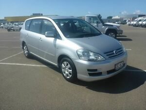 2008 Toyota Avensis Verso ACM21R GLX Silver 4 Speed Automatic Wagon Vincent Townsville City Preview