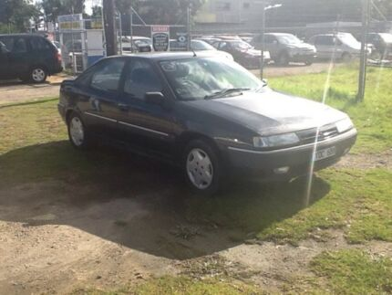 1998 Citroen Xantia 2.0 Exclusive Grey 4 Speed Automatic Hatchback Hastings Mornington Peninsula Preview