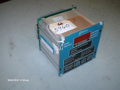 Neutronic Oxygen Analyzer Pn 49260-370-1 Dual Sensor Inerting Ctrl. Sys. Nib