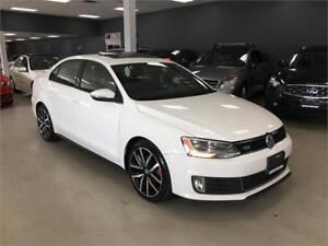 2012 Volkswagen Jetta GLI*MANUAL*NAV*LEATHER*SUPER CLEAN*