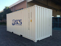 STEEL STORAGE SHIPPING CONTAINERS FOR SALE - LOW COST and HIGH Q