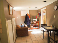 1 Bedroom basement apt Birchmount and Lawrence + WIFI from DEC 1