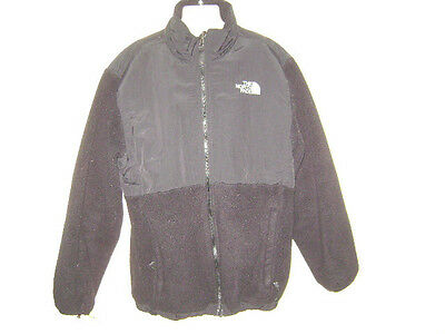 THE NORTH FACE OUTER JACKET COAT TOP size L BLACK GIRLS