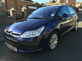 Citroen C4 1.6 VTR Plus- Part Ex To Clear! - Full Service History