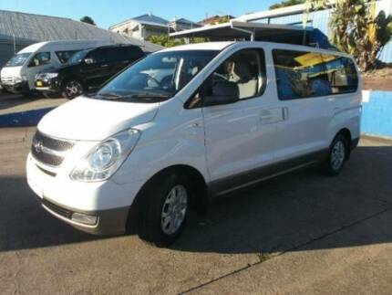 From $91p/w ON FINANCE* 2012 Hyundai iMAX Wagon Mount Gravatt Brisbane South East Preview