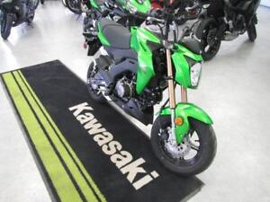 Coopers Motorsports, $1400 off these 2017 Z 125, Call Coopers!