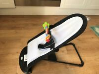 BABY BJÖRN Bouncer Balance Soft and Wooden Toy