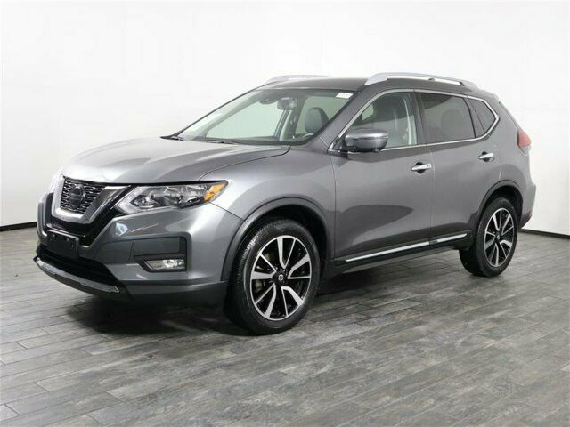 Image 2 Voiture Asiatique d'occasion Nissan Rogue 2019