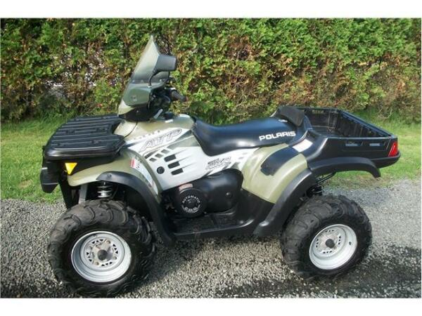 Used 2004 Polaris atp 500 h.o