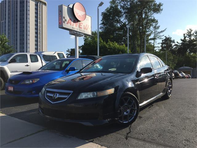 Acura TL TypeS Speed Manual Rare Car Priced To Sell - Acura tl type s manual for sale