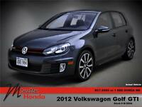 2012 Volkswagen Golf GTI 5-Door (A6)