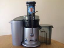 Breville Juice Fountain (JE95) - New/Never Used Westmead Parramatta Area Preview