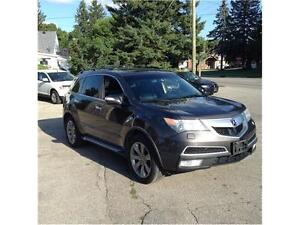 2010 Acura MDX Elite Pkg Kitchener / Waterloo Kitchener Area image 3