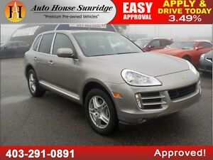 2008 Porsche Cayenne S NAVI one year warranty