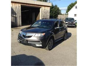 2010 Acura MDX Elite Pkg Kitchener / Waterloo Kitchener Area image 2