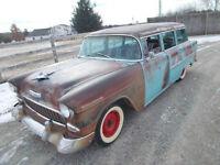 Chevrolet 1955 Station Condition Original