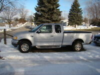 2000 Ford F-150     Etested   AS IS       Trades possible