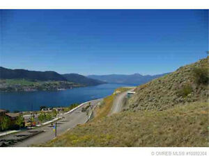 Magnificent lake views form this large .46 acre lot at the Rise