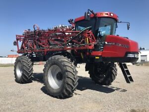 2008 Case IH 4420 High Clearance Sprayer AIM COMMAND! $169,500.