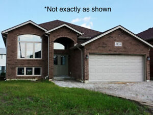 TO BE BUILT- RAISED RANCH IN LASALLE!