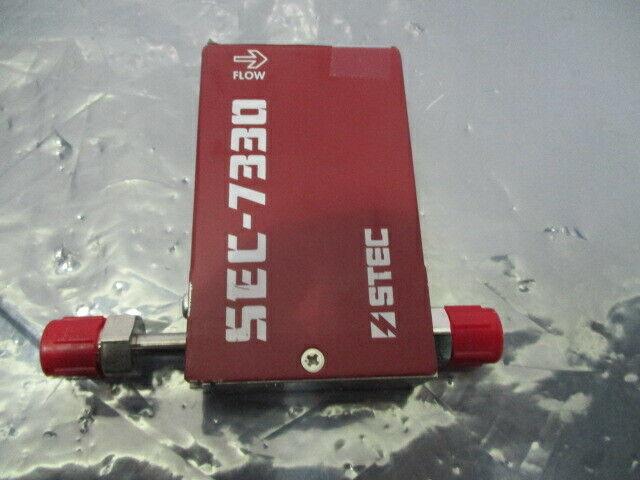 Horiba STEC SEC-7330 Mass Flow Controller, SIH4, 1 SLM, SEC-7330M, 421966