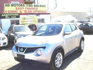 """SALE THIS WEEK"" 2012 NISSAN JUKE SL TURBO SUNROOF -100% FINANCE"