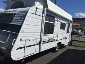 2011 16FT X 7FT 6 Supreme Executive White Pop Top Unanderra Wollongong Area Preview