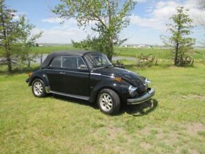 1979 Super Beetle Convertable Epilogue Edition